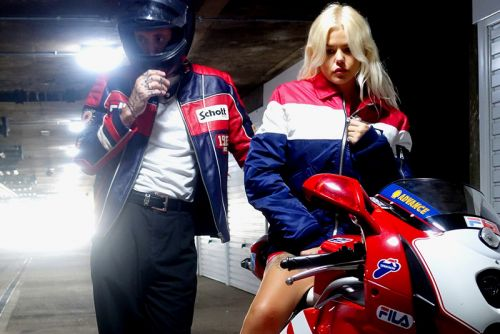 FILA & Schott NYC Collaborate on Motorsport-Inspired Capsule