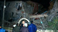 14 Dead, Hundreds Injured After Earthquake Hits Eastern Turkey