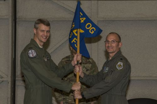 Eielson AFB reactivates 356th Fighter Squadron