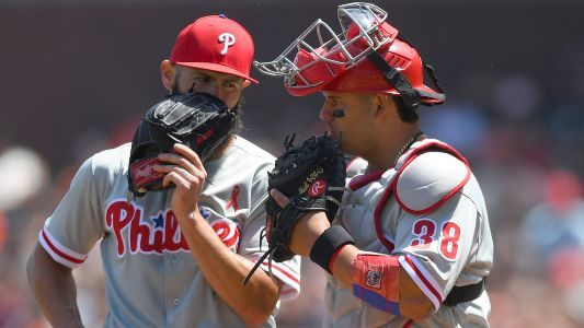 Phillies' Jake Arrieta warns players coming up on new contracts: 'You're next'