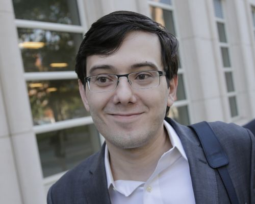 Martin Shkreli heads to jail: Bail revoked after he asked for Hillary Clinton's hair