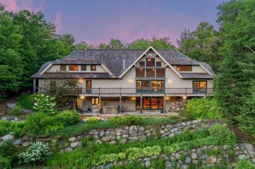Mansion Monday: Waterville Valley home on market for $1,299,500