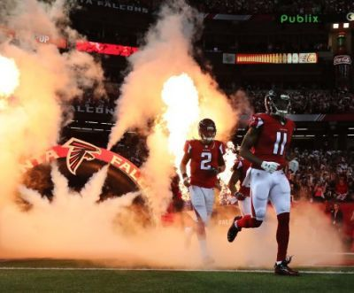 Odds says Falcons will win NFC South again but record will drop