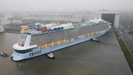 Odyssey of the Seas to set sail from Israel
