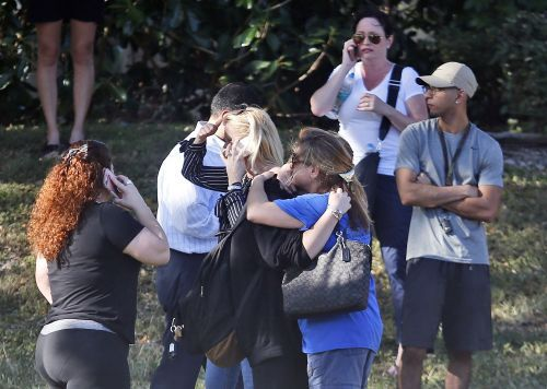 Florida shooting now among the 10 deadliest mass shootings in modern US history