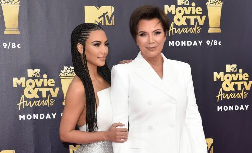 Kris Jenner Had The Most Epic Comment When Kim Kardashian Shared A Throwback Pic