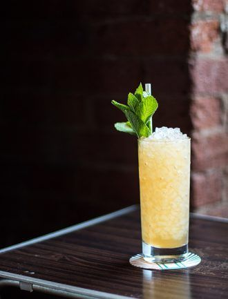 Sherry Cobbler Riff: No Vermouth in Duluth
