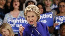 Major Women's Groups Silent On Hillary Clinton's 'Abuse Of Power' Comments