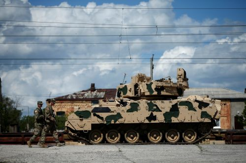3 US Army soldiers were killed and 3 others were injured in a training accident involving an armored vehicle in Georgia