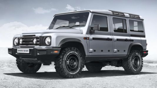 Petrochemical Company Ineos Is Going To Build This Reborn Land Rover Defender