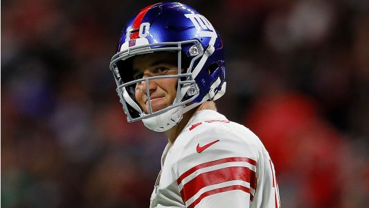 Giants QB Eli Manning on trade rumors: 'It's hard to imagine being with another organization'