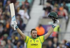 Finch century powers Australia to 87-run win over Sri Lanka