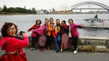 $10.3 billion spent by Chinese tourists in Australia