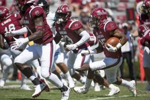 South Carolina anxious to play after storm forced week off