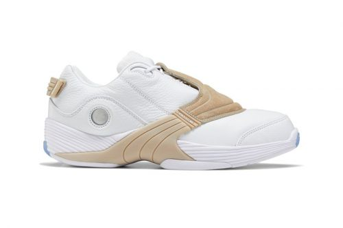 """Reebok Refreshes Answer V Low in Creamy """"Oatmeal"""" Colorway"""