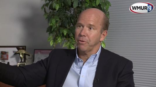 Raw video: Presidential hopeful Delaney says next president should have experience in government