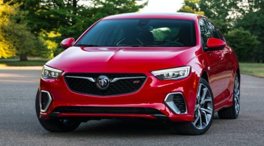 The All New Buick Regal Sportback And Tourx Wagon Are Really Damn Good Values