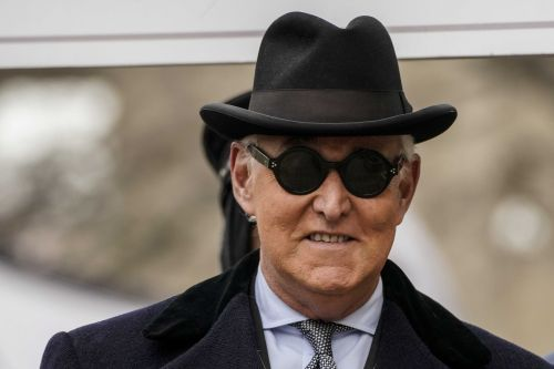 Clemency expected for Roger Stone as prison clock winds down
