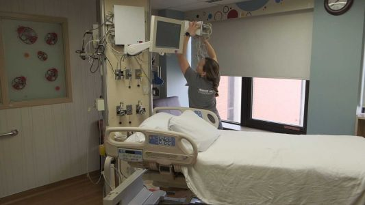 Hospitals prepare for surge of COVID-19 patients
