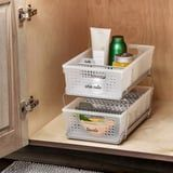 This Under-$25 Organizer Changed the Way My Roommate and I Share a Bathroom