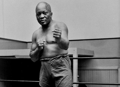 Trump considering pardon of boxing great Jack Johnson