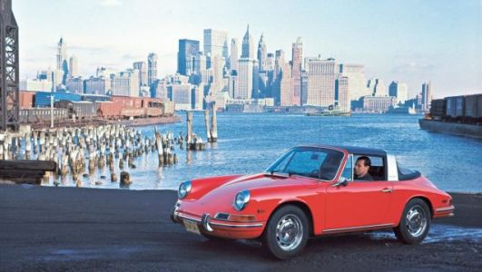 Porsche's celebrating its history in America this week with the new Speedster, and that all began in