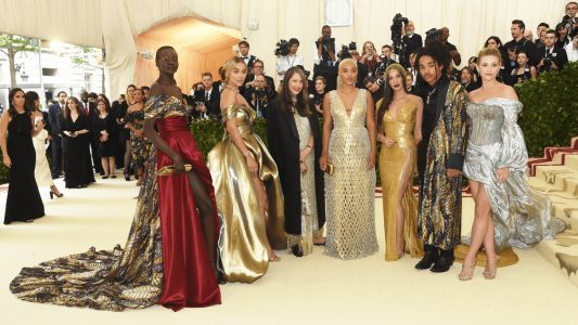 Every Look from the 2018 Met Gala Red Carpet