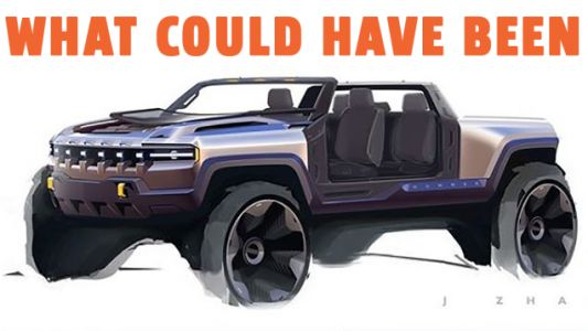 Here's What The Reinvented Hummer Could Have Looked Like