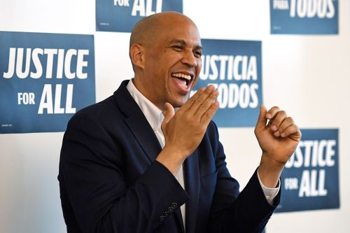 Booker builds out campaign team