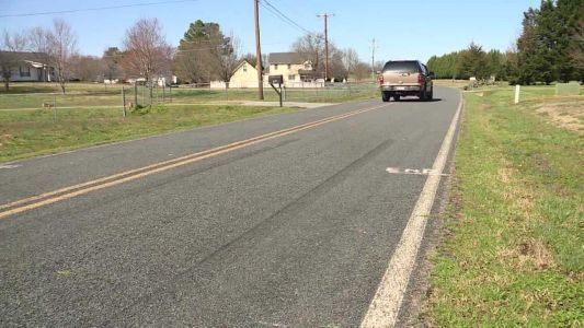 Budget proposal would give $100 million to repairing rural roads