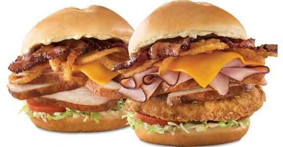 Miller-High-Life-Marinated Chicken Sando Debuts At Select Arby's