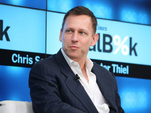 How a 23-year-old Max Levchin got Peter Thiel to invest in his startup - which became PayPal - in under 24 hours