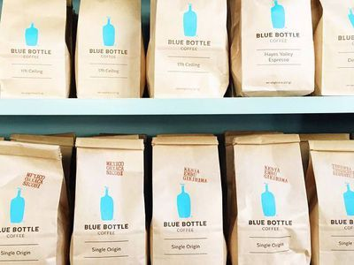 Nestle Buys Hipster Coffee Brand Blue Bottle