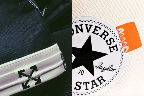 New Off-White™ xConverse Chuck Taylor70 Leaked Online