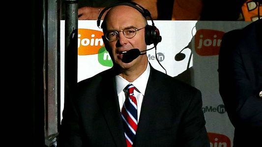Pierre McGuire appreciates NBC 'family' being resource after cancer surgery