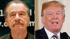 Former Mexican President Burns 'Total Fraud' Trump By Rewriting One Of His Tweets