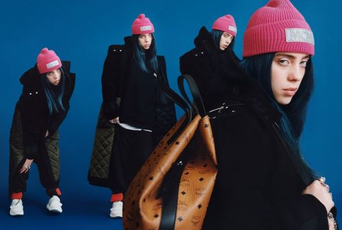 Billie Eilish Stars in Genderless MCM FW19 Campaign Imagery