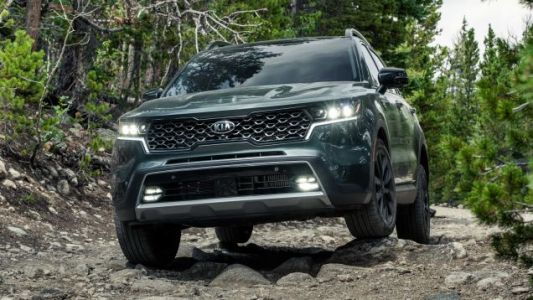 The 2021 Kia Sorento Took Good Notes From The Telluride