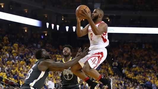NBA playoffs wrap 2018: Rockets break Warriors' 16-game home postseason win streak