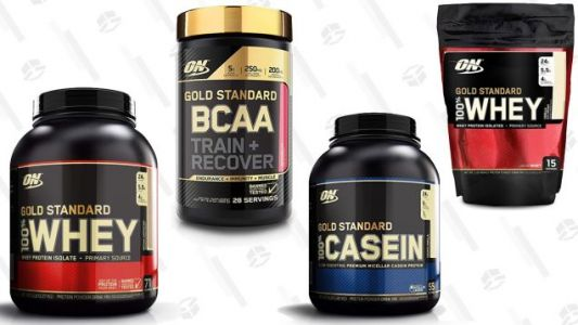 Amazon's Running the Best Deal In Eight Years On Optimum Nutrition Protein