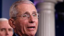Anthony Fauci Hits Younger People With A Stark Coronavirus Reality Check