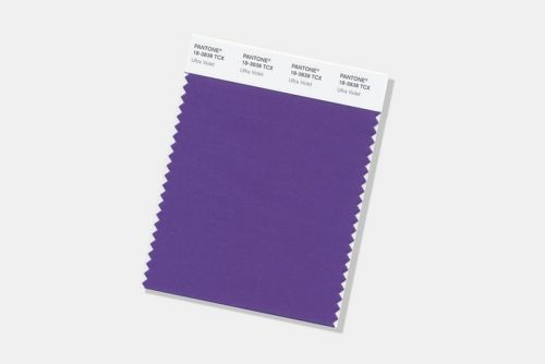 Pantone Announces Color of the Year 2018
