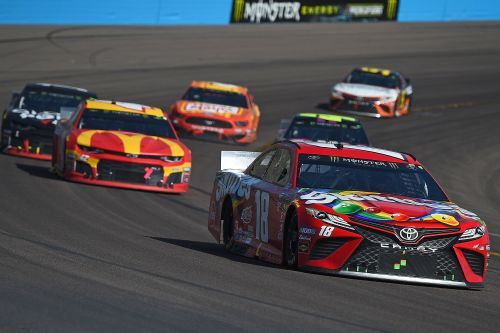 NASCAR at California: Start time, lineup, TV channel, live stream for Auto Club 400