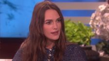 Keira Knightley Won't Let Her Daughter Watch 'Cinderella,' 'The Little Mermaid'