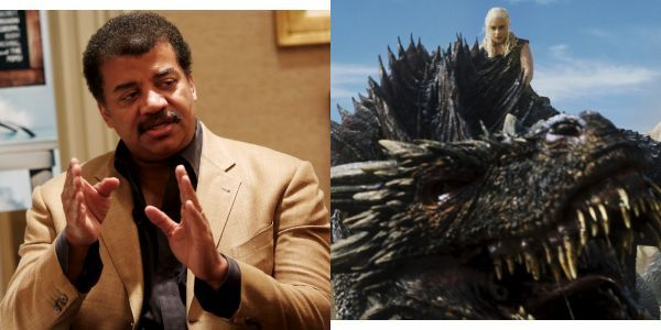 Neil deGrasse Tyson analyzed all the big physics plot holes in 'Game of Thrones'