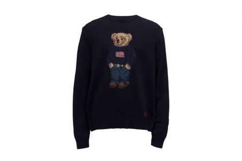 Ralph Lauren to Offer Customizable Crewneck Sweaters