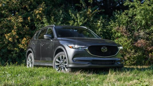 You Can Get Up To $10,000 Off The MSRP Of A Mazda CX-5 Signature Diesel