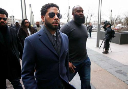 Jussie Smollett pleads not guilty to disorderly conduct charges in arraignment Thursday