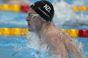 Japan's Seto fails to qualify in 400 IM; Aussie has top time