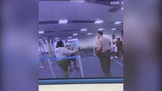 Miami police officer relieved of duty after graphic video involving woman surfaces